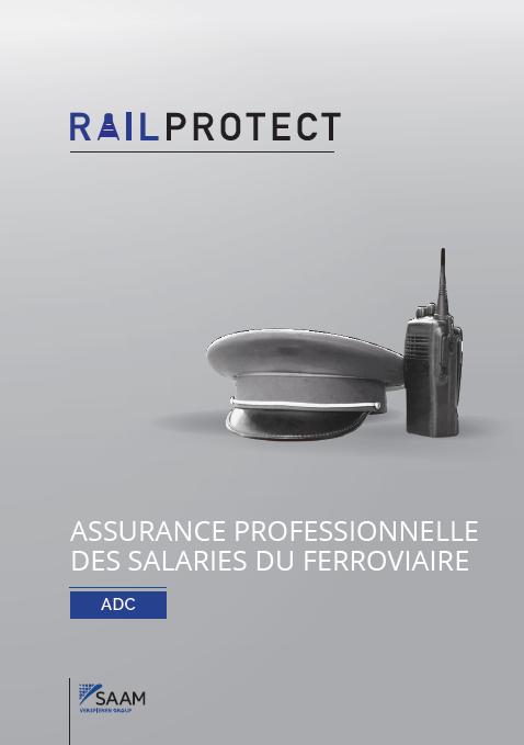 Plaquette RAIL PROTECT 2019